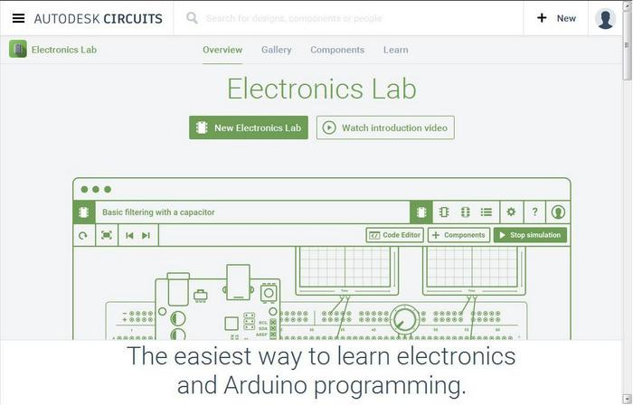Autodesk Circuits
