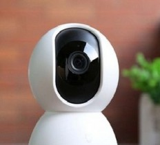 Обзор Mi Home Security IP Camera 360 градусов