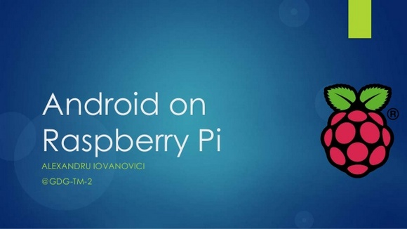 Android on Raspberry