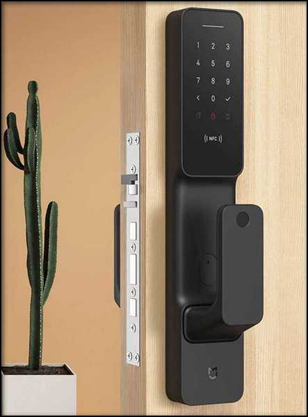 Mijia Smart Door Lock Push-Pull